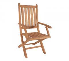 Kalungga Folding Arm Chair
