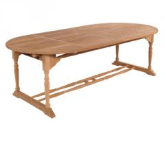 Freeport Raffles Extension Garden Table