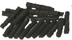 Finger Charcoal Briquette