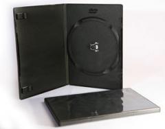 DVD Case Single