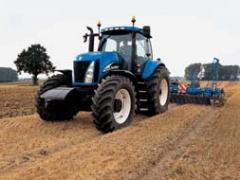 Agricultural Tractors Range