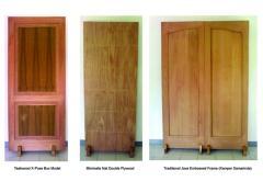 Engineering wooden Door