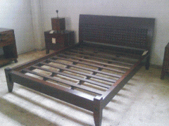Teak Bed Collection