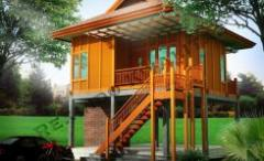 Wooden House Collection