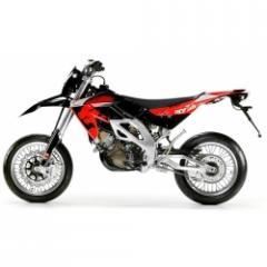 2011 Aprilia RXV 4.5 Motorcycle