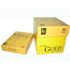 Paperline Gold Paper 80 gsm
