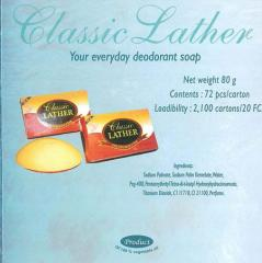 Classic Lather Soap