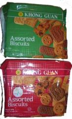 Assorted Bisquits