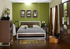 Astroline Bedroom Set, bed