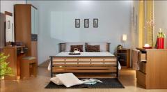 Virgo Bedroom Set, bed