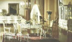 ADT 002 Meja Makan Dafne, dining table set