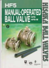 Hisaka Ball Valve