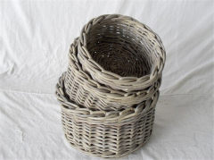 Round Basket set of 3