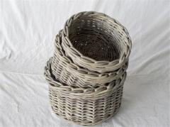 Round Basket set of 3