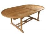 Oval Outdoor Table