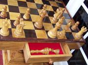 8' chess set