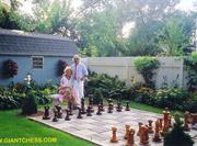 24' chess set