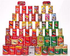 Canned Tuna Products
