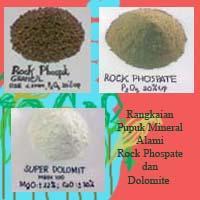Pupuk Rock Phospate Fertilizer