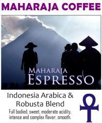 Maharaja Espresso Coffee