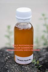 Pure Natural Traditional Quality Patchouli Oil