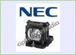 Lampu projector Nec