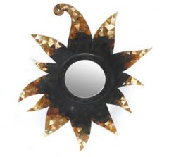 Mirror Horn Sun Flower