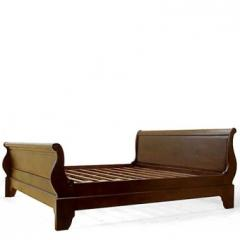 France sleigh bed