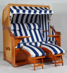 Strandkorb is special chair