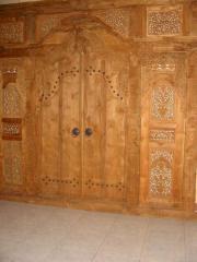 Gebyok Pintu antique