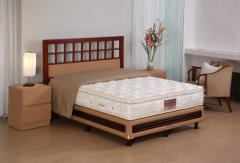 Bed Guhdo Individual Contour Single Plush Latex