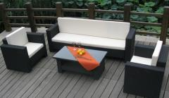 Outdoor Synthetic Rattan 1, soft sofas
