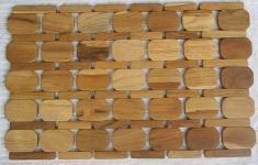 Placemate, Floormate.Bathmats, Wooden Carpet