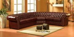 Sofa L Shesterfield