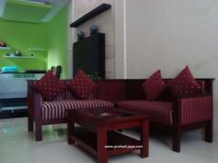 Sofa L grahadi futonic