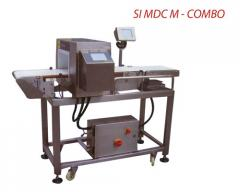 Metal Detector & Checkweigher Combination