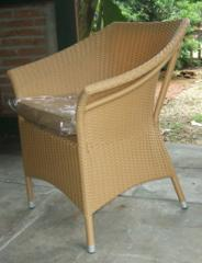 KSAC-005 Dahlia Arm Chair Rattan Synthetic