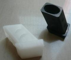 ( 007) Plastik Kotak Miring
