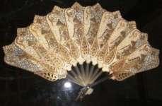 Fan fold of skin