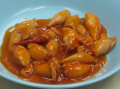 Canned Squid In Hot Sauce