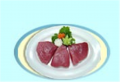 Frozen Tuna Steak