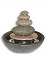 Carving Stone Fountains