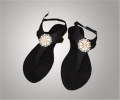 Sandal Bunga Kerang