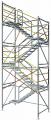 Scaffolding, Working Platforms, Stairs