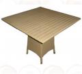 Table Square Plastic