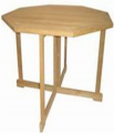 Table Octagonal Buttefly