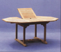 Octagonal Extanding Table
