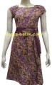 Dress Batik Binar