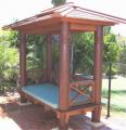 Gazebo Bali Hut