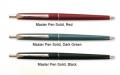Master pen solid retractable